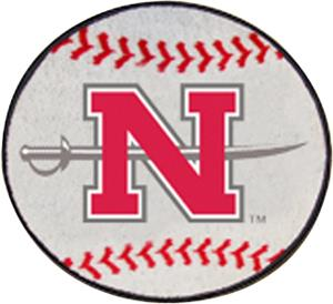 Fan Mats Nicholls State University Baseball Mat