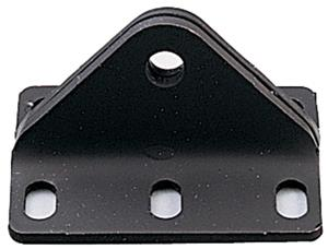 Porter Staple Plate for Wood Beam Attachment