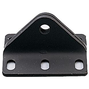 Porter Staple Plate for Concrete Beam Attachment