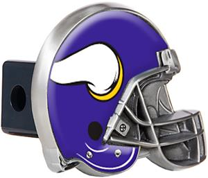 NFL Minnesota Vikings Helmet Trailer Hitch Cover
