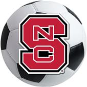 Fan Mats North Carolina State Soccer Ball