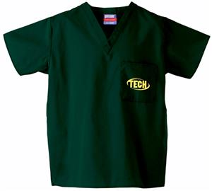 Arkansas Tech University Hunter Classic Scrub Tops