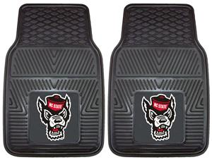 Fan Mats North Carolina State Vinyl Car Mats (set)