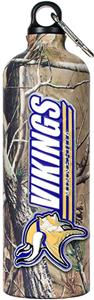 NFL Minnesota Vikings 32oz RealTree Water Bottle