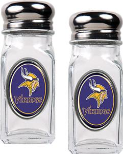 NFL Minnesota Vikings Salt and Pepper Shaker Set