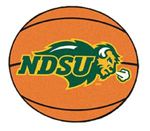Fan Mats North Dakota State Univ. Basketball Mat