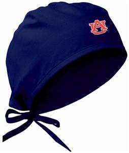 Auburn University Navy Surgical Caps