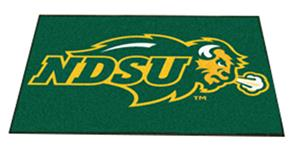 Fan Mats North Dakota State Univ. All Star Mat
