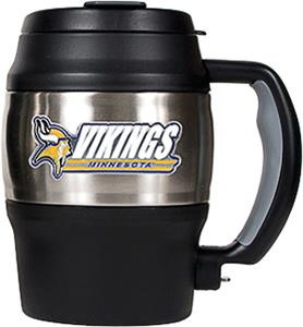 NFL Minnesota Vikings Mini Jug w/Bottle Opener