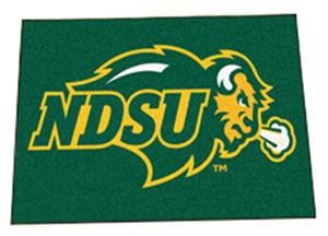 Fan Mats North Dakota State Univ. Starter Mat