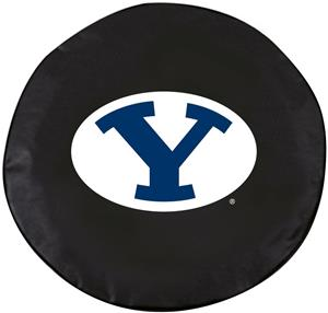 Brigham Young University College Tire Cover