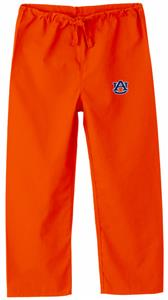 Auburn University Kid's Orange Scrub Pants