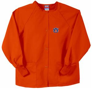 Auburn University Orange Nursing Jackets
