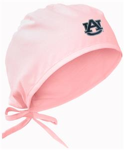 Auburn University Pink Surgical Caps