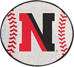 Fan Mats Northeastern University Baseball Mat