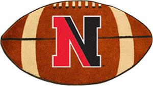 Fan Mats Northeastern University Football Mat