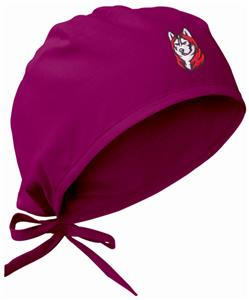 Bloomsburg University Maroon Surgical Caps