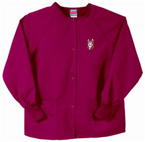 Bloomsburg University Maroon Nursing Jackets
