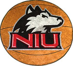 Fan Mats Northern Illinois Univ. Basketball Mat