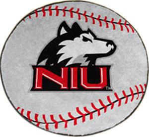 Fan Mats Northern Illinois Univ. Baseball Mat