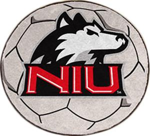 Fan Mats Northern Illinois Univ. Soccer Ball