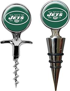 NFL New York Jets Cork Screw & Bottle Topper