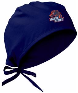 Boise State University Navy Surgical Caps