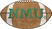 Fan Mats North Michigan Univ. Football Mat