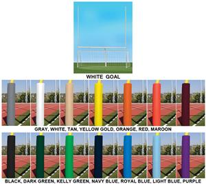 HS Football Goals &amp; Square Soccer Goals Value Pack