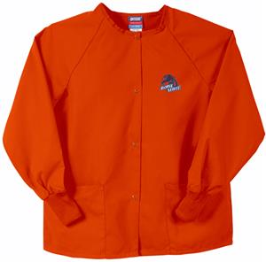 Boise State University Orange Nursing Jackets
