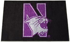 Fan Mats Northwestern University Starter Mat