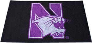Fan Mats Northwestern University All Star Mat