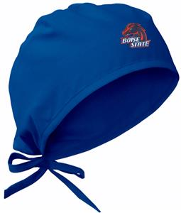 Boise State University Royal Surgical Caps