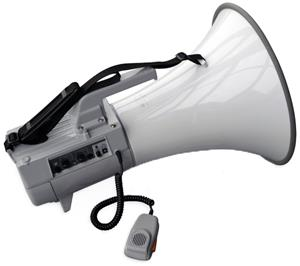 Gill Athletics 45 Watt Megaphone