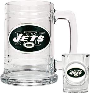 NFL New York Jets Boilermaker Gift Set