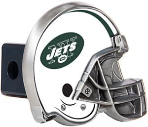 NFL New York Jets Trailer Hitch Cover