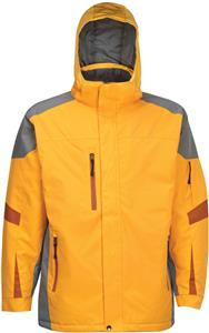 TRI MOUNTAIN Avalanche Heavyweight Hooded Jacket