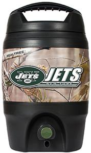 NFL New York Jets 1 gal Realtree Tailgate Jug