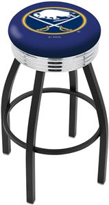 Buffalo  Sabres NHL Ribbed Ring Bar Stool