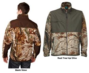 TRI MOUNTAIN Frontiersman Camo Fleece Jacket