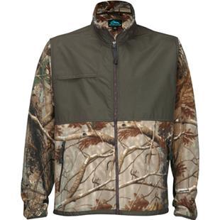 TRI MOUNTAIN Frontiersman Camo Fleece Jacket