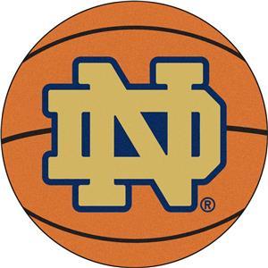 Fan Mats Notre Dame Basketball Mat