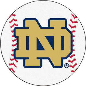Fan Mats Notre Dame Baseball Mat