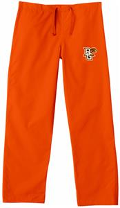 Bowling Green State Univ Orange Classic Scrub Pant
