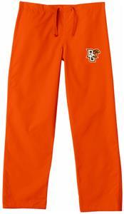 Bowling Green State Univ Orange Classic Scrub Pant