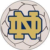 Fan Mats Notre Dame Soccer Ball