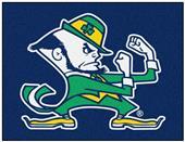Fan Mats Notre Dame Fighting Irish All Star Mat