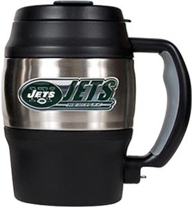 NFL New York Jets Mini Jug w/Bottle Opener
