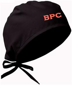 Brewton Parker College Black Surgical Caps