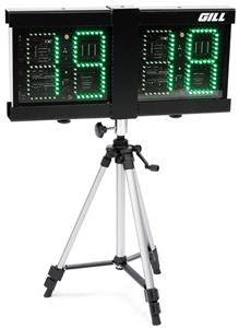 Gill Athletics LED Numeric 4 Digit Display